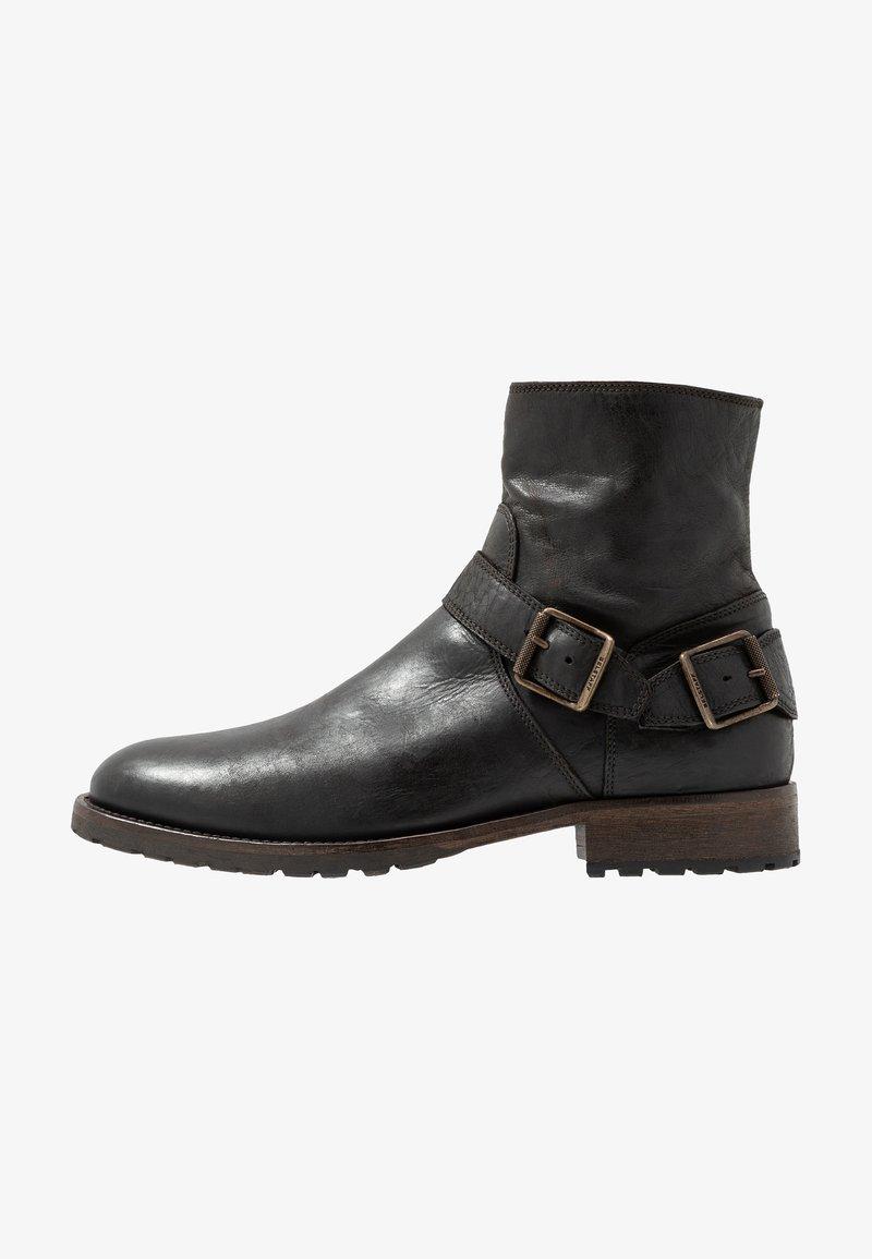 Belstaff - TRIALMASTER BOOT - Kotníkové boty - black