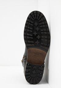 Belstaff - TRIALMASTER BOOT - Kotníkové boty - black - 4