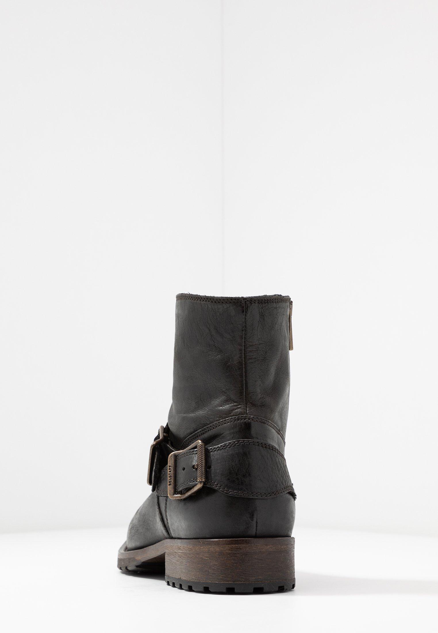 Belstaff Trialmaster Boot - Stövletter Black