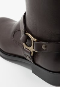 Belstaff - HARD RIDER BOOT - Botki - brown