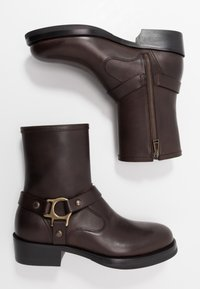 Belstaff - HARD RIDER BOOT - Botki - brown - 1