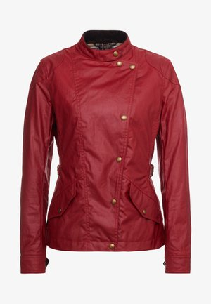 BRADY JACKET - Chaqueta fina - racing red