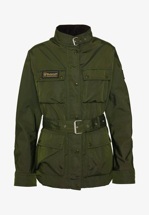 TRIALMASTER JACKET - Chaqueta fina - rifle green