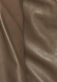 Belstaff - MOLLISON JACKET - Kurtka skórzana - light brown - 7