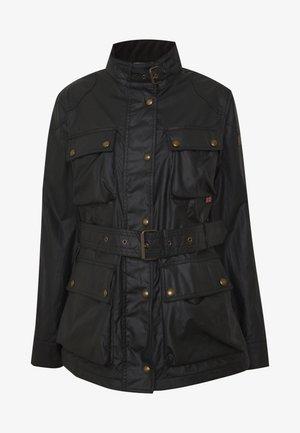 TRIALMASTER JACKET - Lehká bunda - black