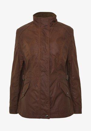 ADELINE JACKET - Summer jacket - light brown