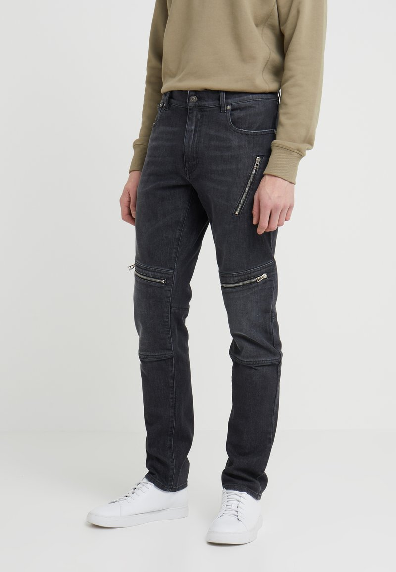 Belstaff - BURCOT - Jeans Slim Fit - washed black