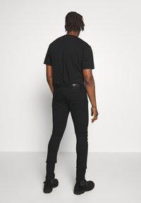 Belstaff - TATTENHALL RAVEN COAL - Slim fit jeans - rinse black - 2