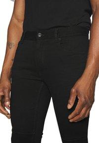 Belstaff - TATTENHALL RAVEN COAL - Slim fit jeans - rinse black - 3