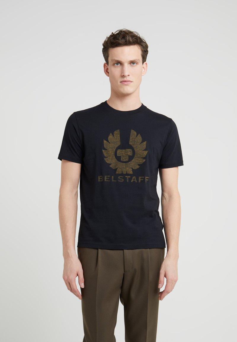 Belstaff - COTELAND - T-Shirt print - black