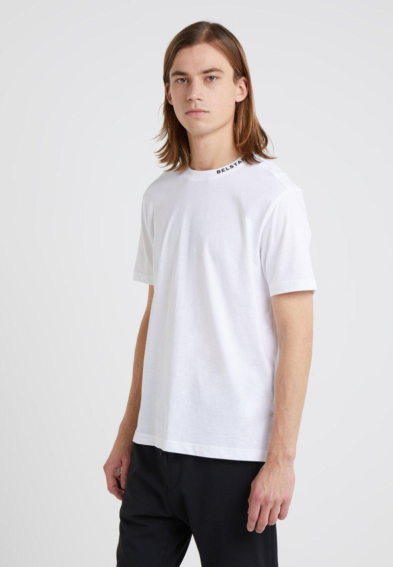 Belstaff - MAYER - Basic T-shirt - white