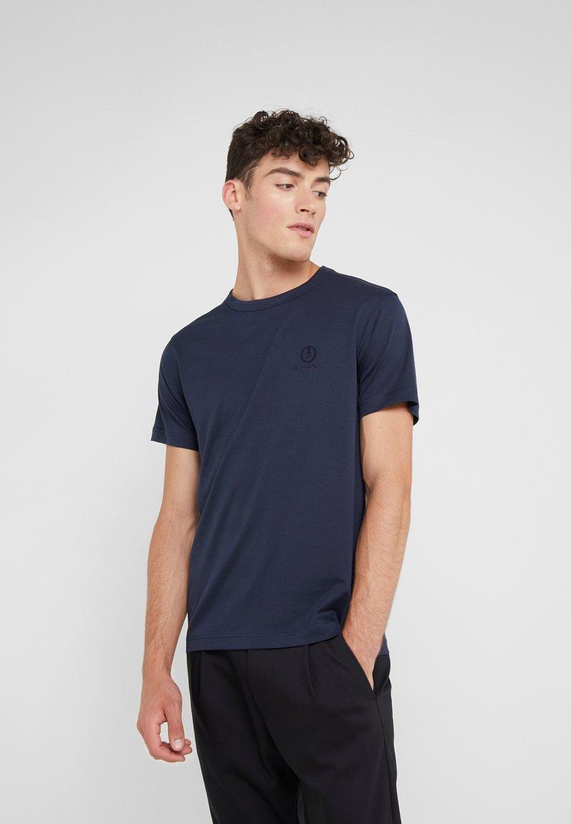 Belstaff - Camiseta básica - navy