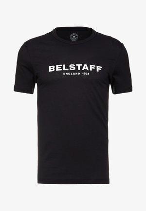 BELSTAFF 1924 - Print T-shirt - black