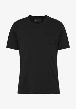 THOM - T-shirt basic - black