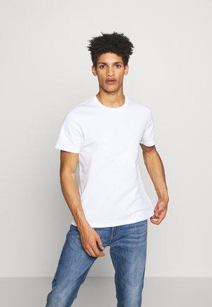 APPLIQUE PHOENIX - Print T-shirt - white