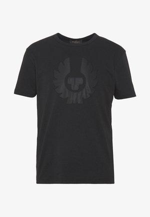 APPLIQUE PHOENIX - Camiseta estampada - black