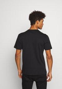 Belstaff - APPLIQUE PHOENIX - Print T-shirt - black - 2