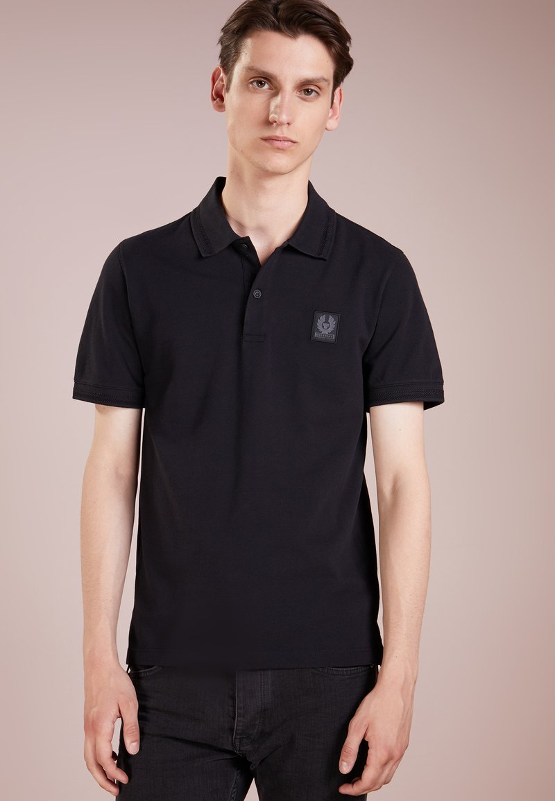 Belstaff - STANNETT - Poloshirt - black