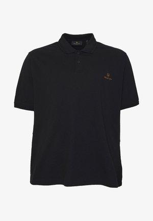 Big & Tall Belstaff - Poloshirts - black