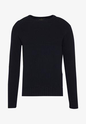 MARINE CREW NECK - Sweter - dark ink