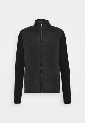 ABBOTT ZIP  - Lehká bunda - black