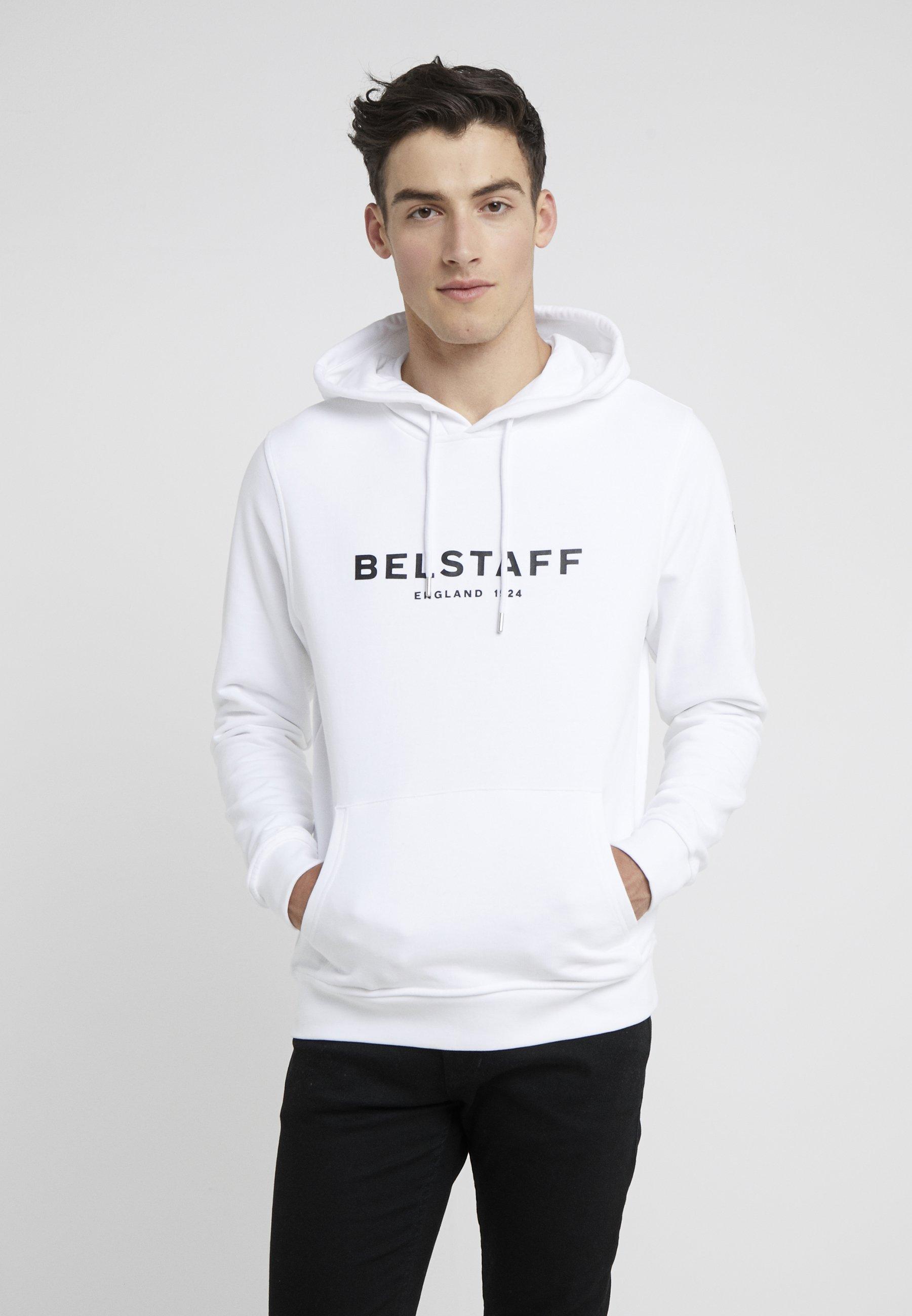 Belstaff Belstaff Sweat Belstaff CapucheWhite À Sweat À CapucheWhite 6gf7Yyb