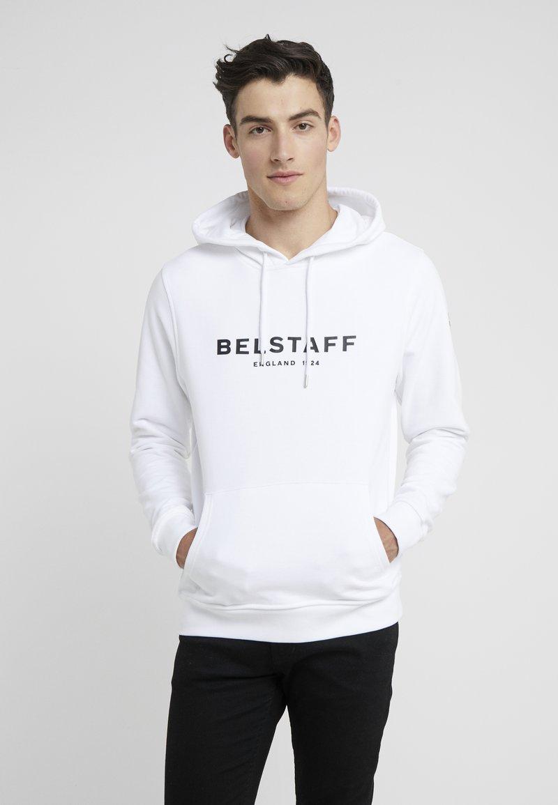 Belstaff - Hoodie - white
