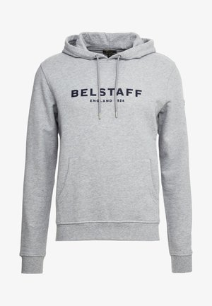 Jersey con capucha - grey melange