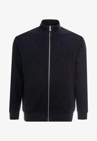 Belstaff - BIG & TALL BELSTAFF ZIP THROUGH  - veste en sweat zippée - black - 3
