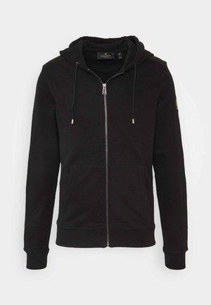 JESSOP HOODY - Zip-up hoodie - black