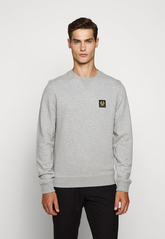 Sweater - grey melange