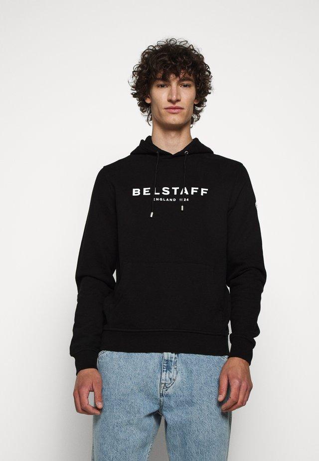 Hættetrøjer - black/off white