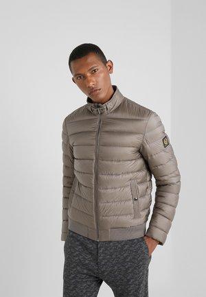 CIRCUIT JACKET - Down jacket - taupe