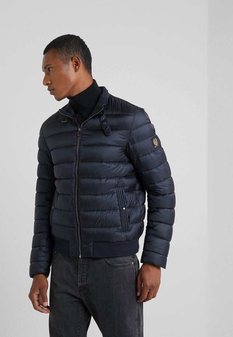 Belstaff - CIRCUIT JACKET - Down jacket - dark ink