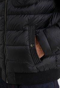Belstaff - STREAMLINE JACKET - Chaqueta de plumas - black - 6