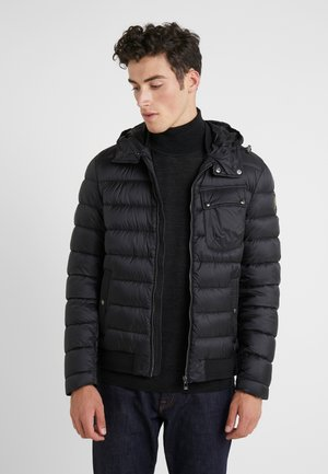 STREAMLINE JACKET - Daunenjacke - black