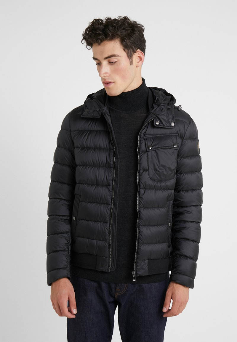 Belstaff - STREAMLINE JACKET - Down jacket - black
