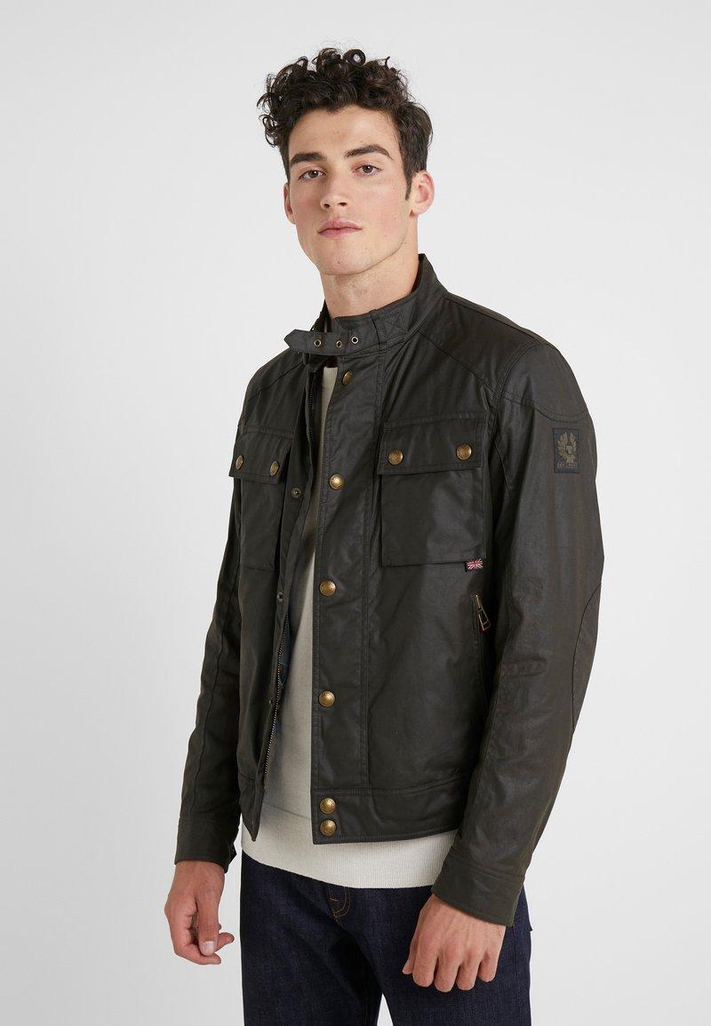 Belstaff - RACEMASTER JACKET - Summer jacket - faded olive