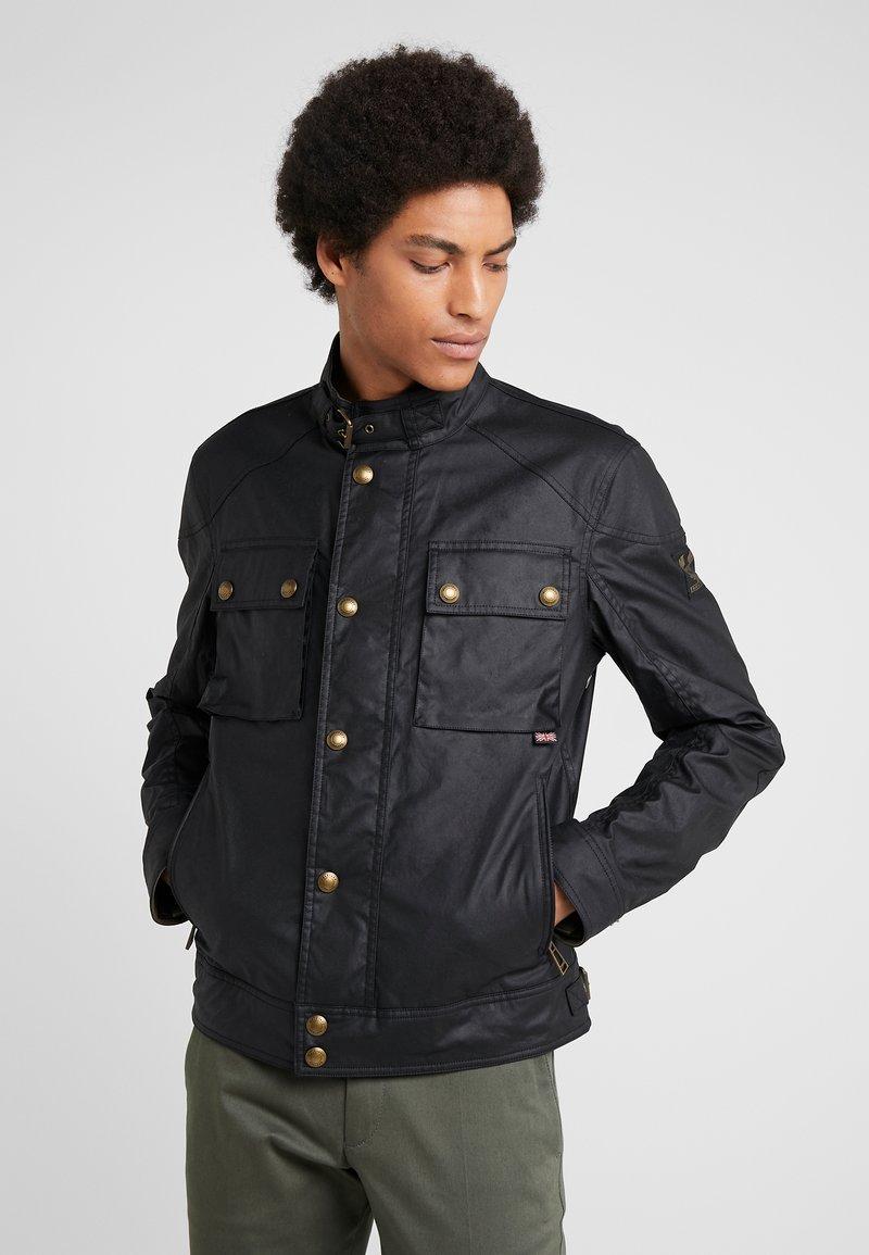 Belstaff - RACEMASTER JACKET - Summer jacket - black