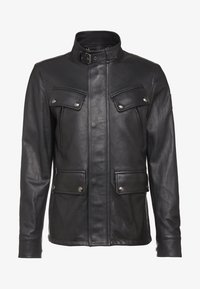 Belstaff - DENESMERE JACKET - Veste en cuir - black - 3