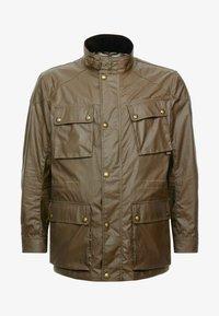 Belstaff - BIG & TALL FIELDMASTER - Summer jacket - capers - 7
