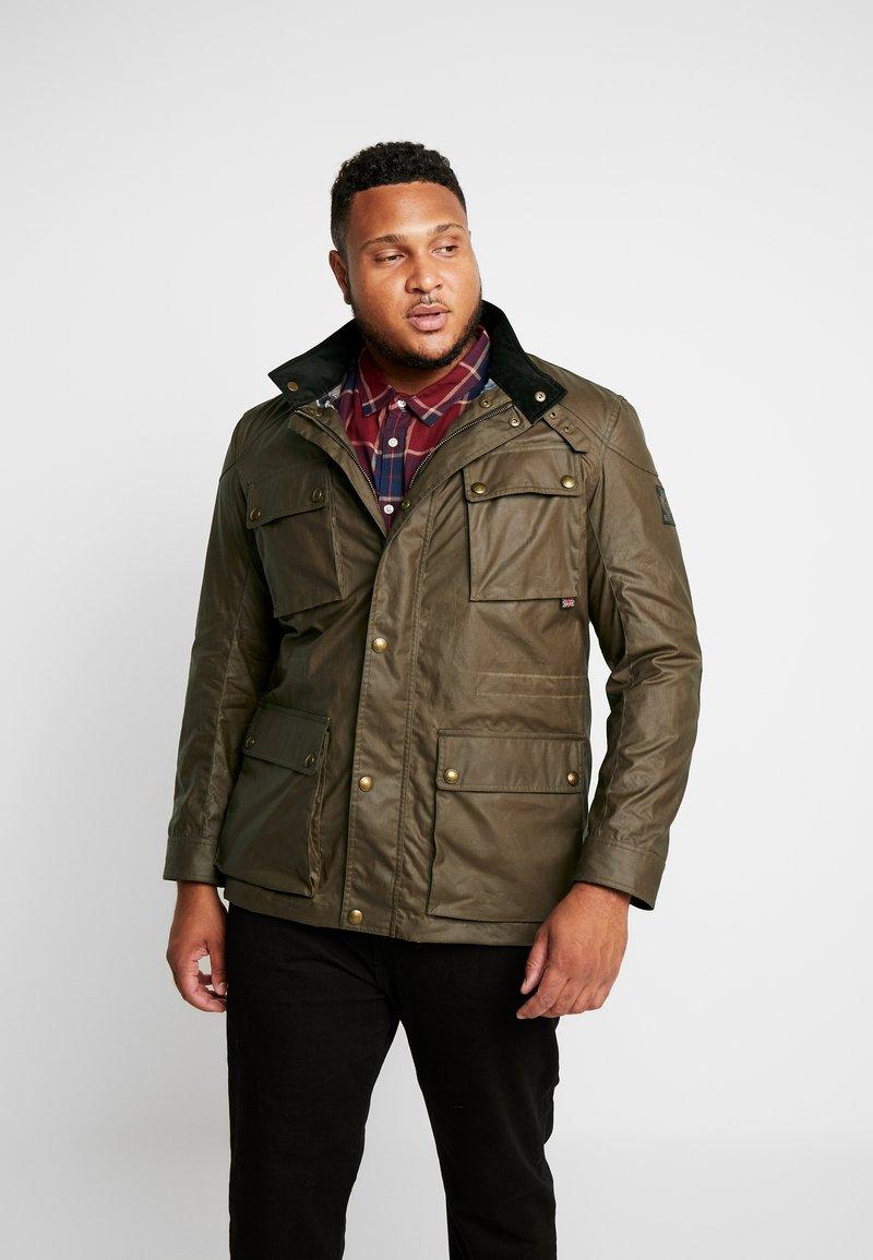 Belstaff - BIG & TALL FIELDMASTER - Summer jacket - capers