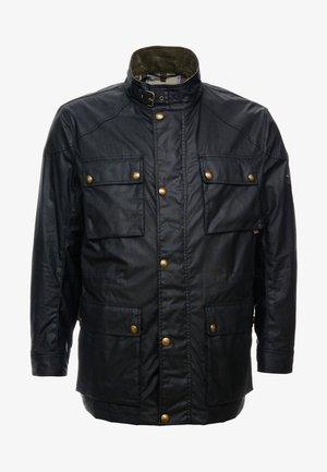 BIG & TALL FIELDMASTER - Lehká bunda - black