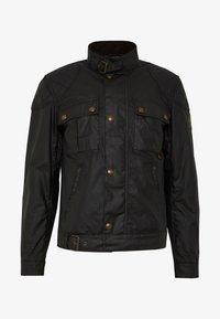 Belstaff - BROOKSTONE JACKET - Lehká bunda - black - 4