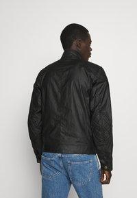 Belstaff - BROOKSTONE JACKET - Summer jacket - black - 2