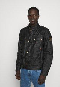 Belstaff - BROOKSTONE JACKET - Summer jacket - black - 0
