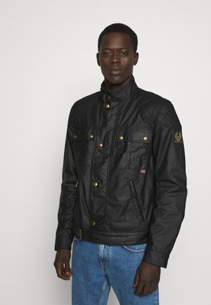 BROOKSTONE JACKET - Summer jacket - black