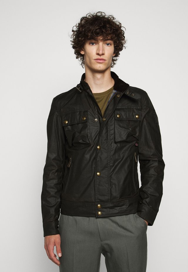 RACEMASTER  - Leichte Jacke - faded olive