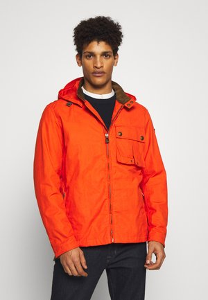 WING JACKET - Summer jacket - orange