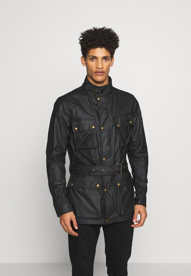 TRIALMASTER JACKET - Short coat - black